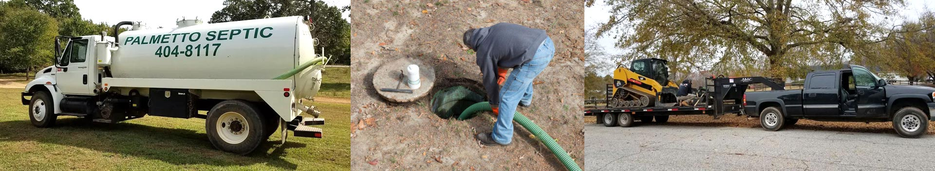 Septic Services | Septic Tank Pumping & Cleaning